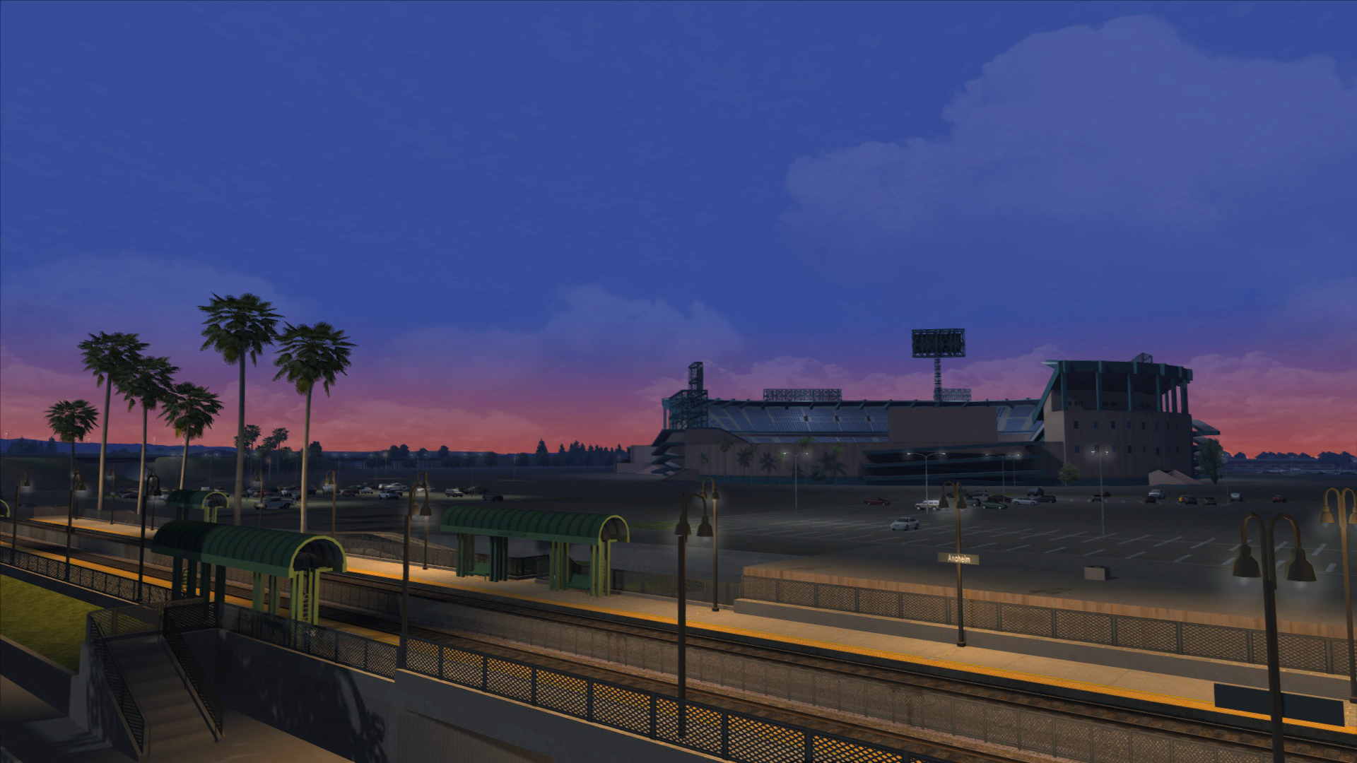 Train Simulator: Pacific Surfliner LA - San Diego Route screenshot