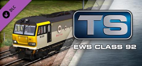 Train Simulator: EWS Class 92 Loco Add-On