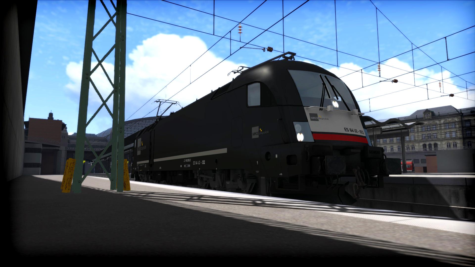 Train Simulator: MRCE ES 64 U2 'Taurus' Loco Add-On screenshot