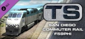 Train Simulator: San Diego Commuter Rail F59PHI Loco Add-On