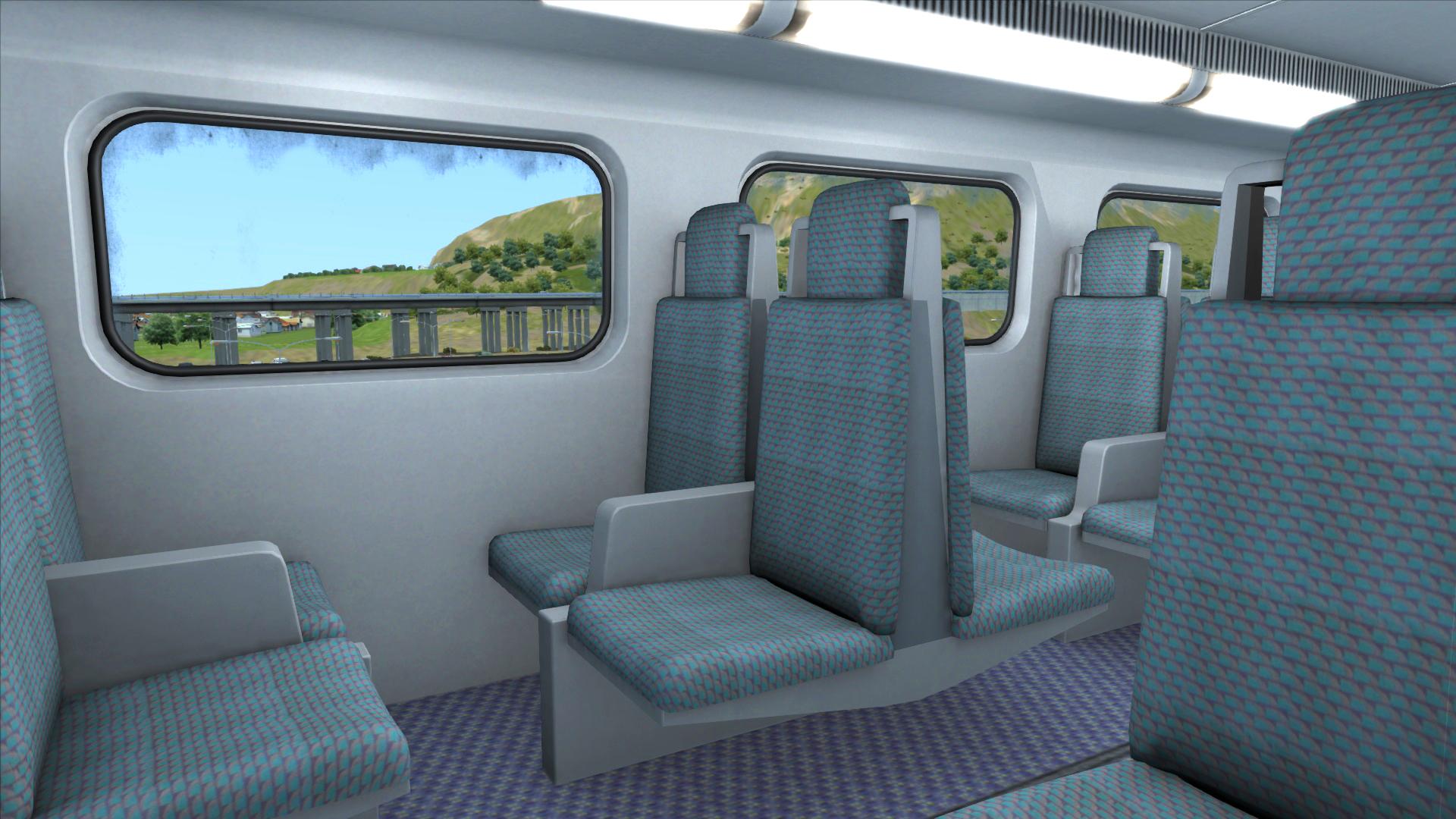 Train Simulator: San Diego Commuter Rail F59PHI Loco Add-On screenshot