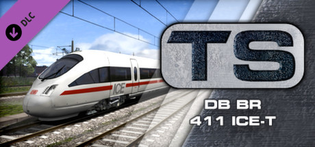 Train Simulator: DB BR 411 'ICE-T' EMU Add-On