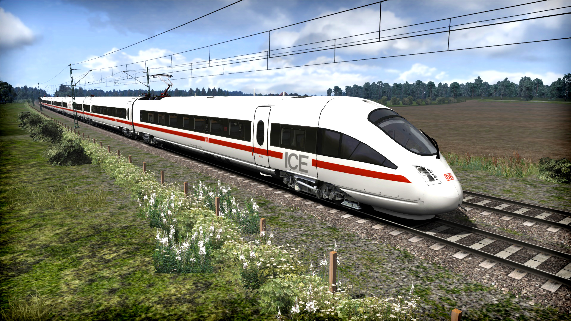 Train Simulator: DB BR 411 'ICE-T' EMU Add-On screenshot