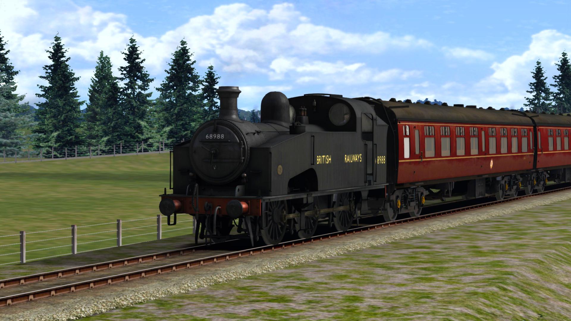 Train Simulator: BR/LNER Class J50 Loco Add-On screenshot