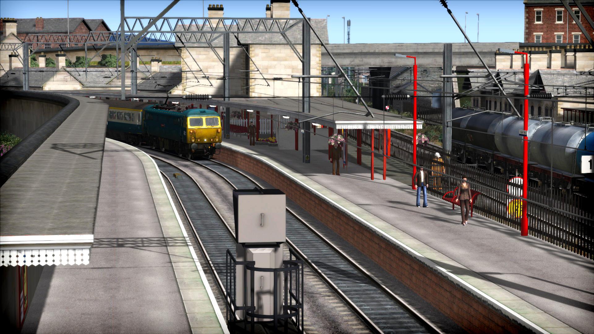 Train Simulator: West Coast Main Line Over Shap Route Add-On screenshot