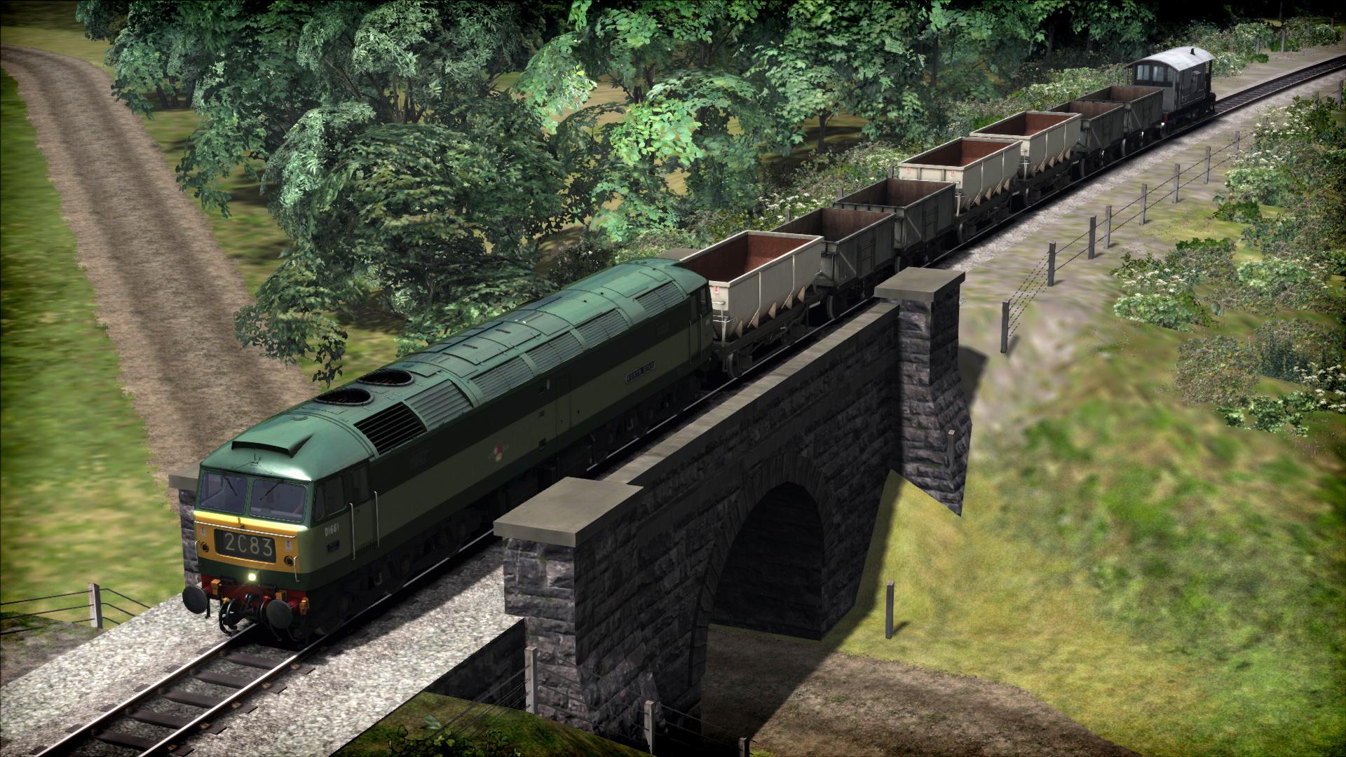 Train Simulator: WSR Diesels Loco Add-On screenshot