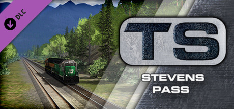 Train Simulator: Stevens Pass Route Add-On