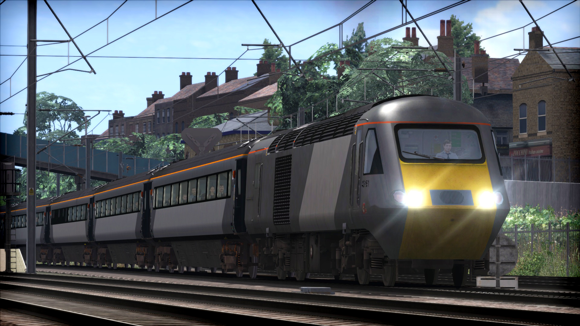 Train Simulator: East Coast Main Line London-Peterborough Route Add-On screenshot