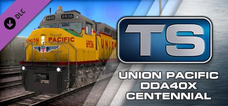 Train Simulator: Union Pacific DDA40X Centennial Loco Add-On