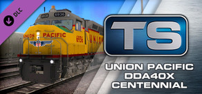 Train Simulator: Union Pacific DDA40X Centennial Loco Add-On