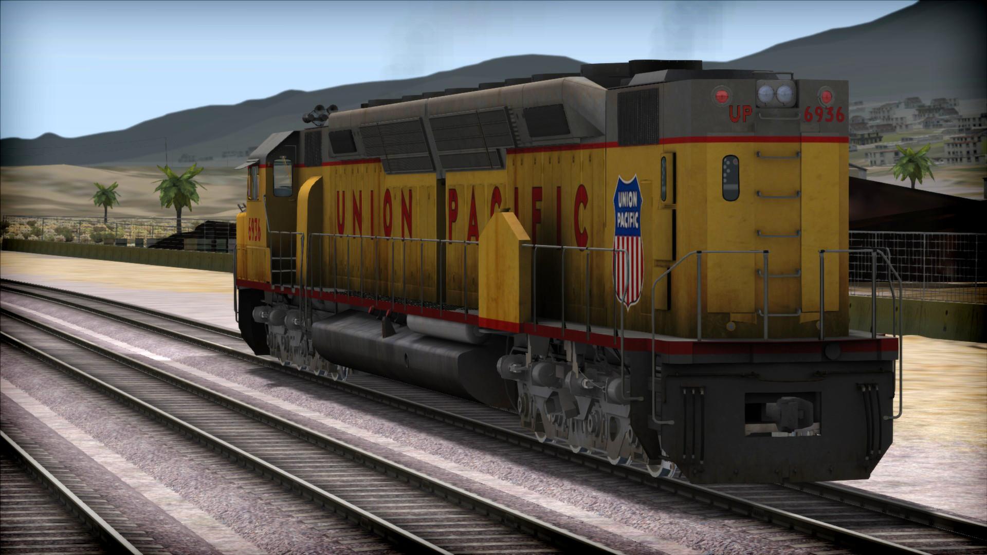 Train Simulator: Union Pacific DDA40X Centennial Loco Add-On screenshot