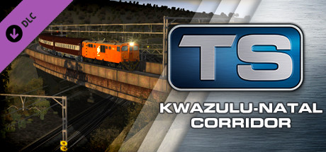Train Simulator: KwaZulu-Natal Corridor: Pietermaritzburg-Ladysmith Add-On