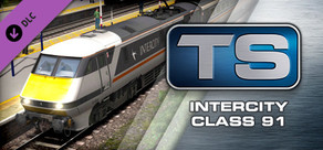 Train Simulator: InterCity Class 91 Loco Add-On