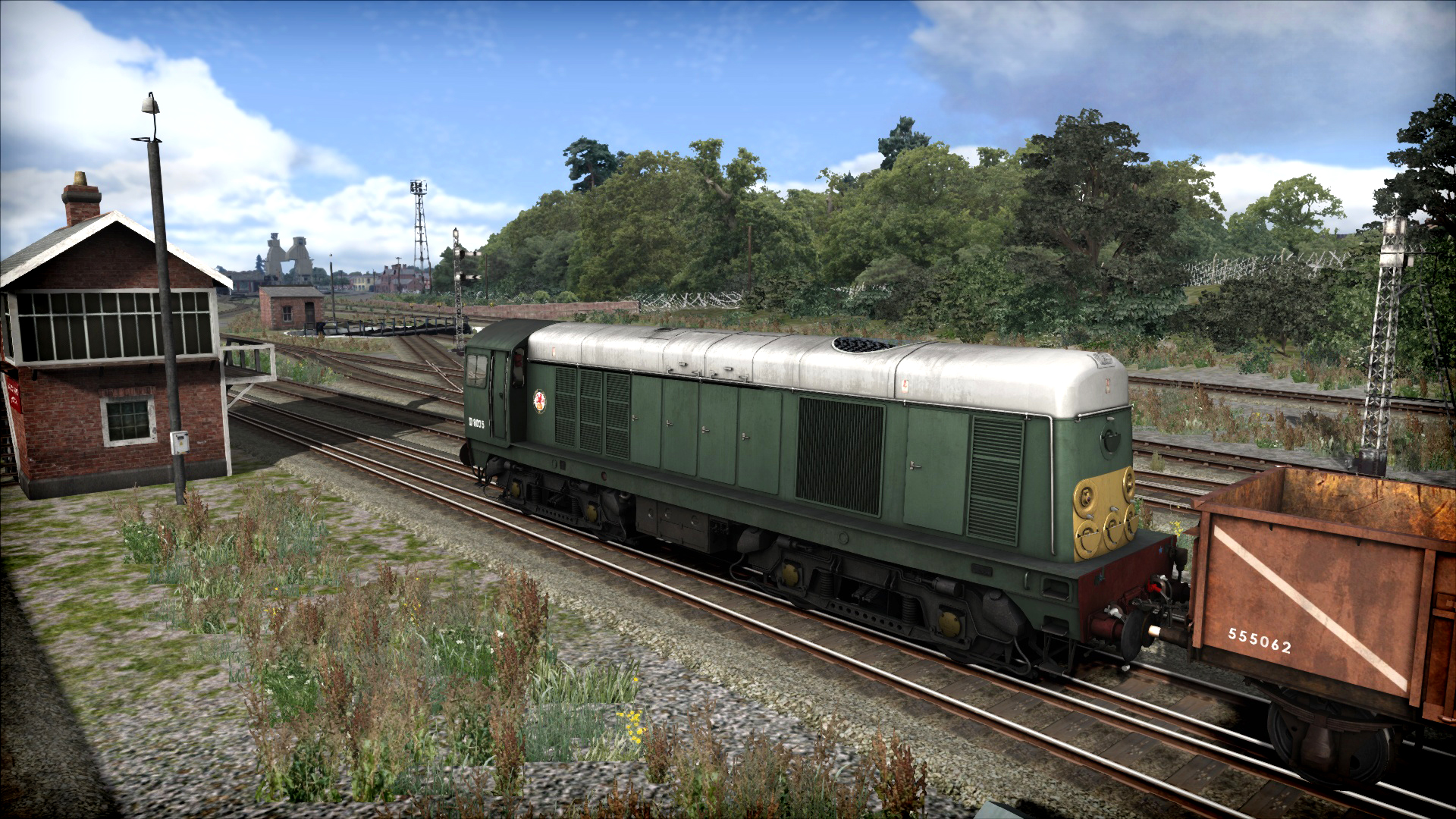 Train Simulator: BR Class 20 Loco Add-On - FAILMID