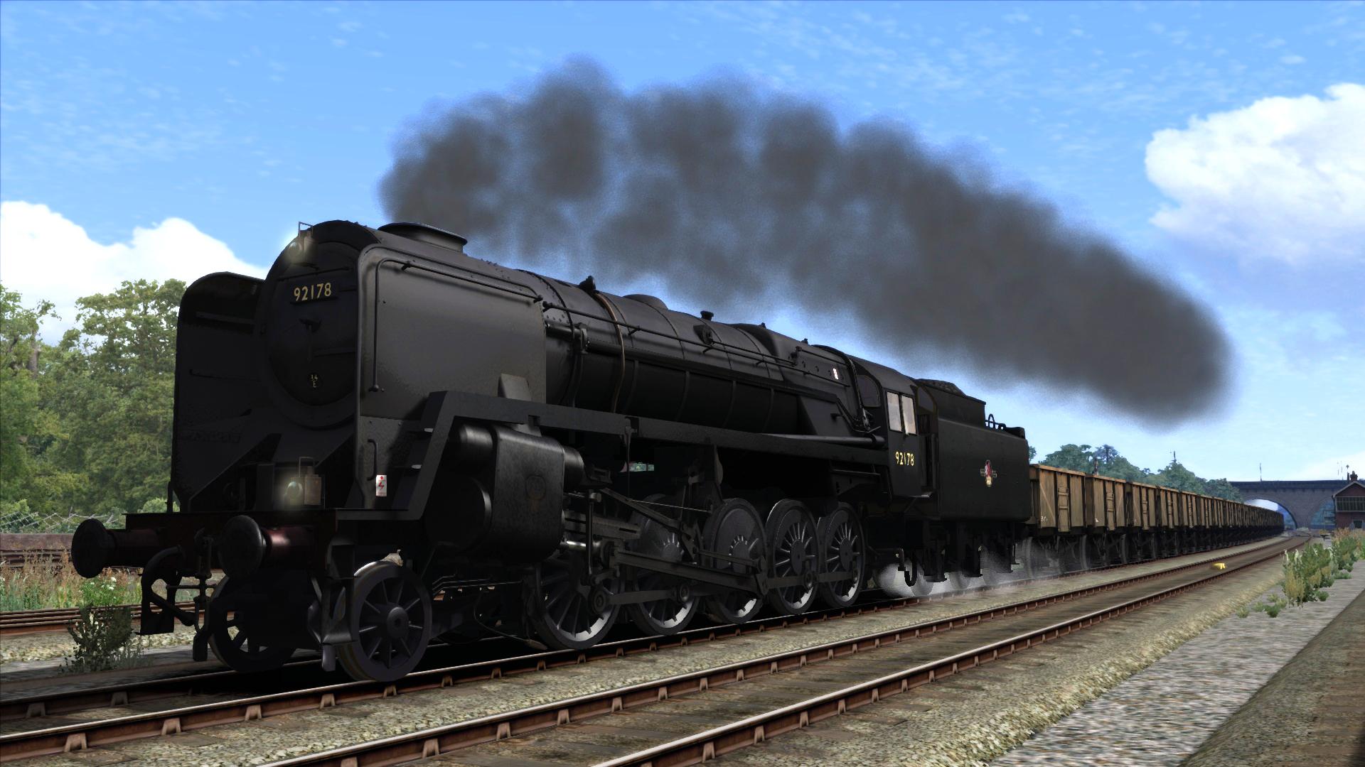 Train Simulator: BR 9F Loco Add-On screenshot
