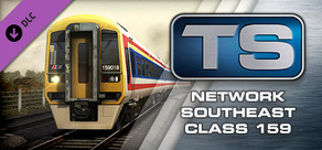 Train Simulator: Network SouthEast Class 159 DMU Add-On