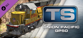 Union Pacific GP50 Loco Add-On