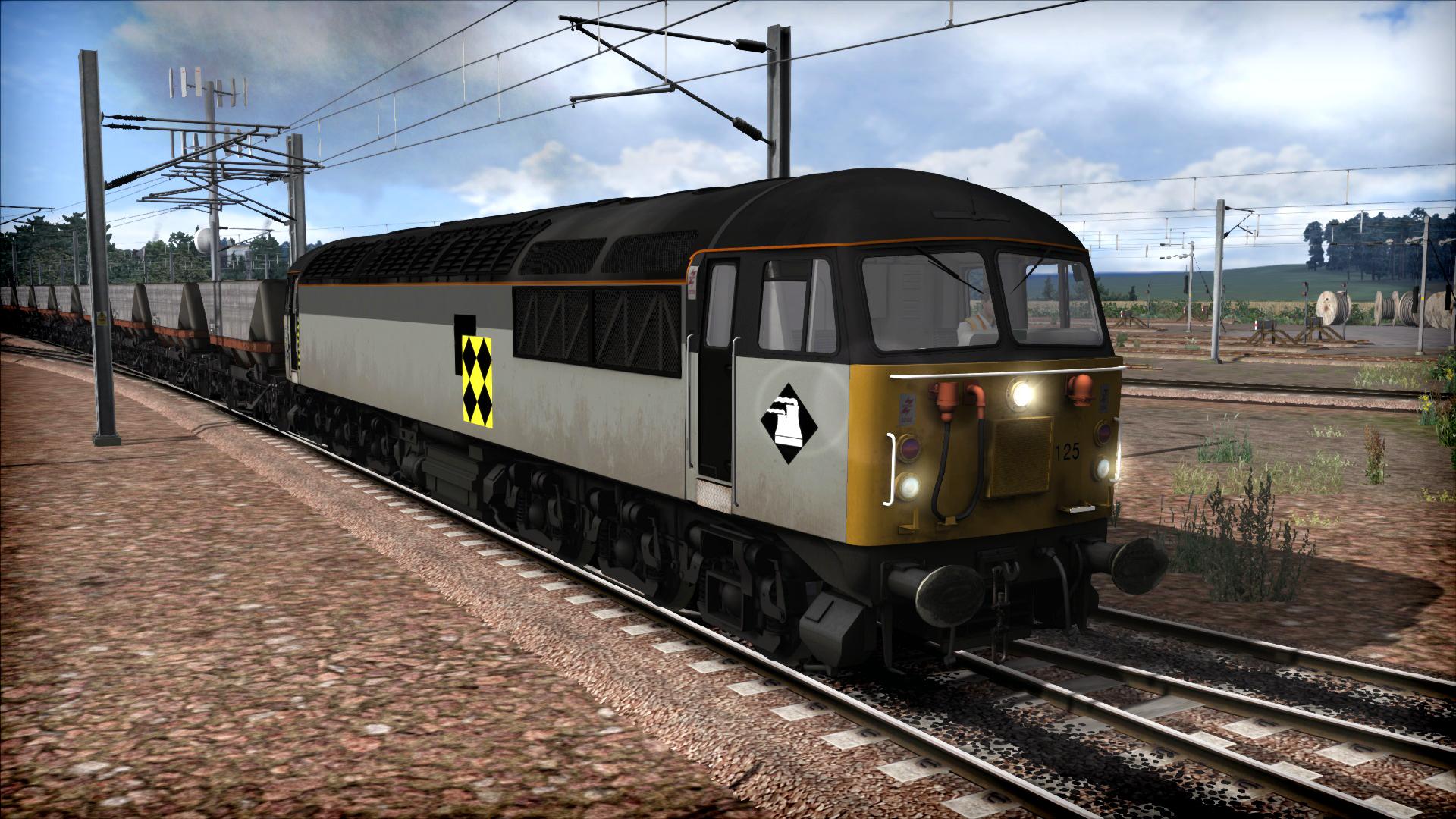 Train Simulator: BR Sectors Class 56 Loco Add-On screenshot