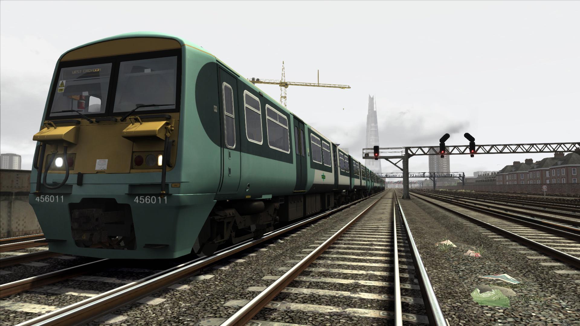 Train Simulator: South London Network Route Add-On screenshot