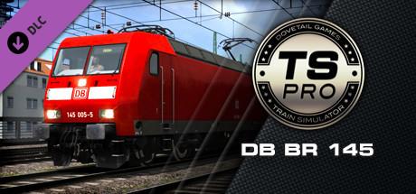 Train Simulator: DB BR 145 Loco Add-On