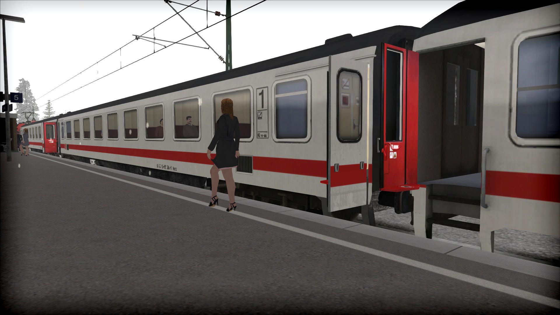 Train Simulator: DB BR 145 Loco Add-On screenshot