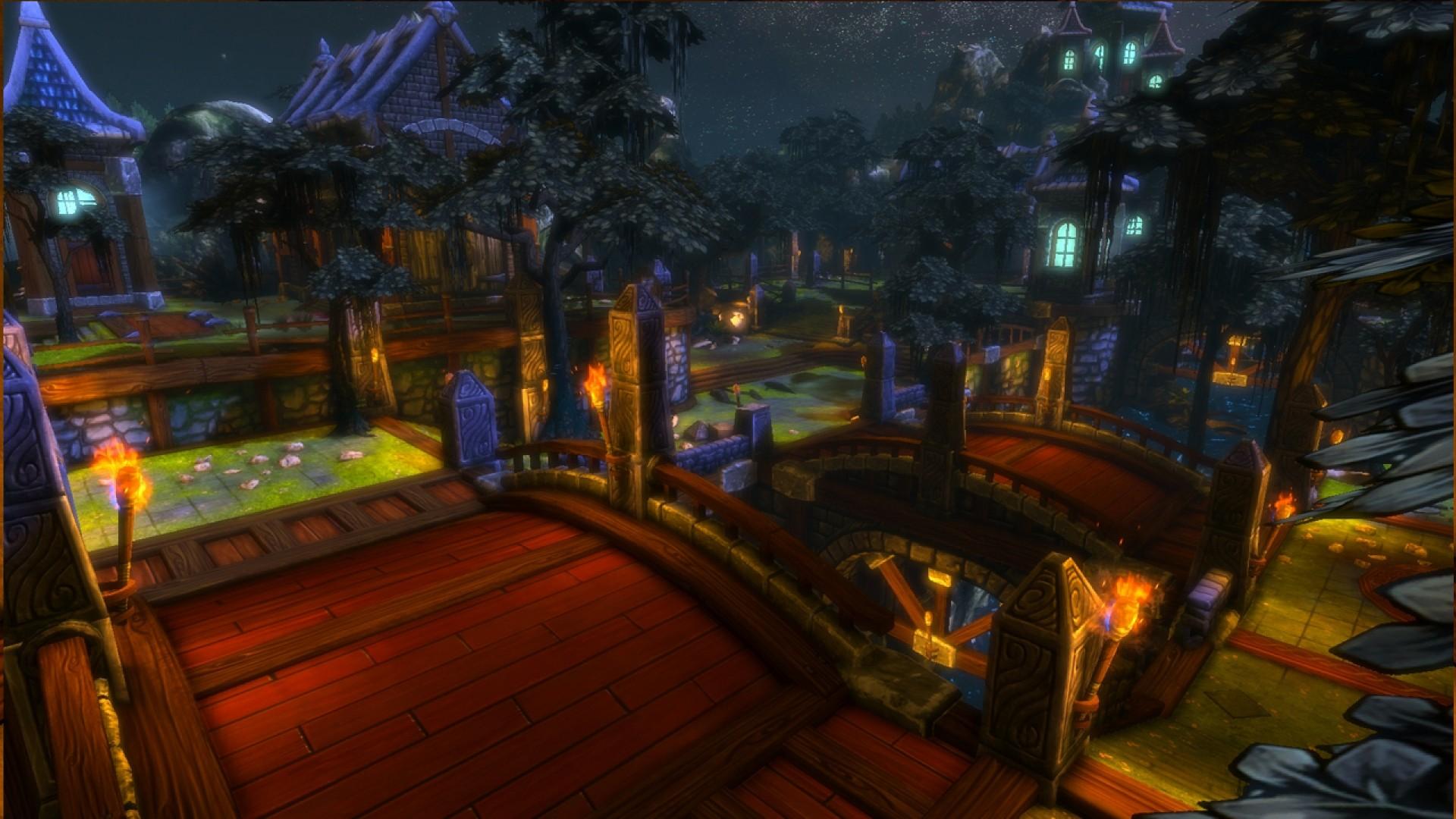 Dungeon Defenders Anniversary Pack screenshot