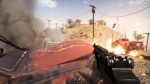 Insurgency screenshots