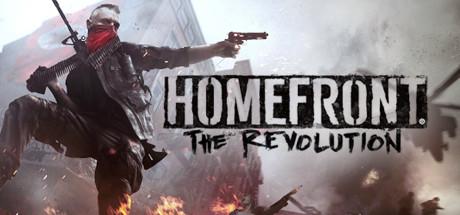 Скачать игру homefront the revolution
