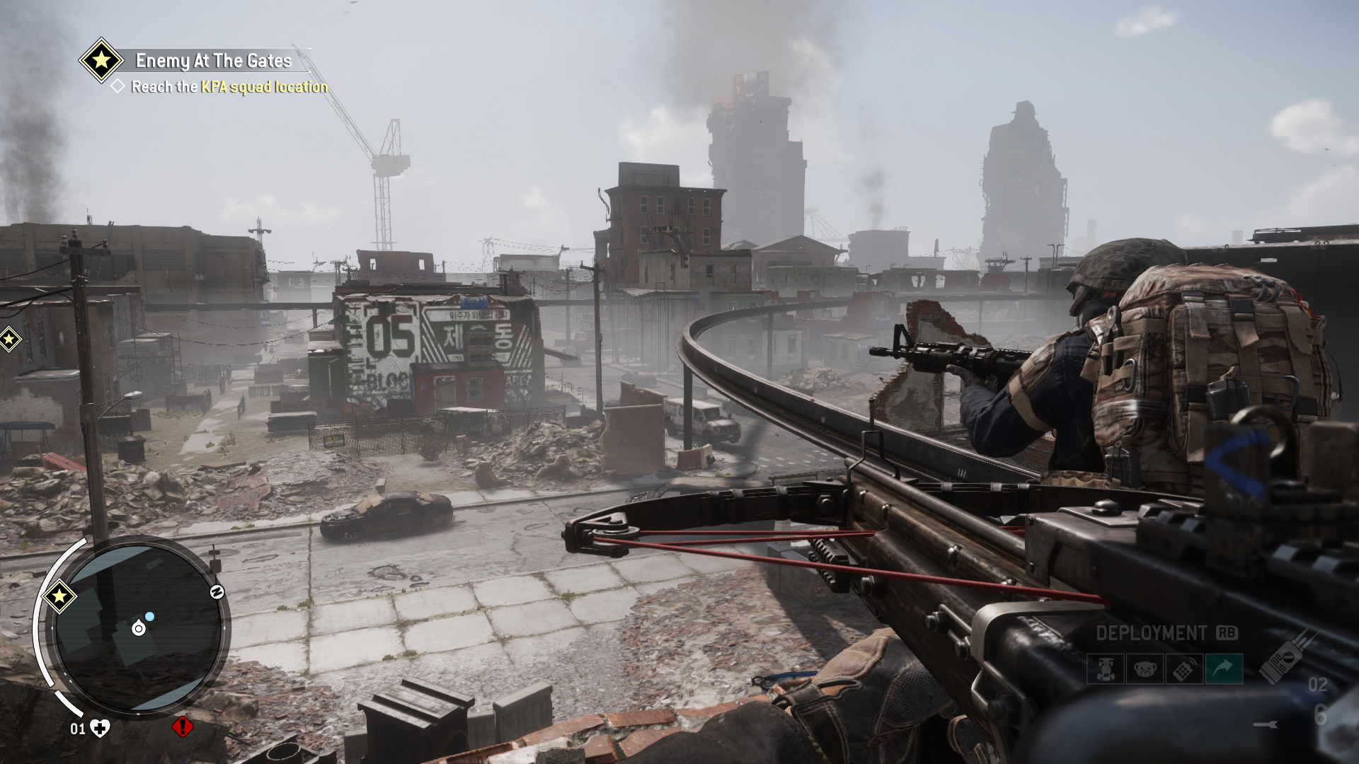 Image of Homefront The Revolution Repack PC Game Full Version Free Download