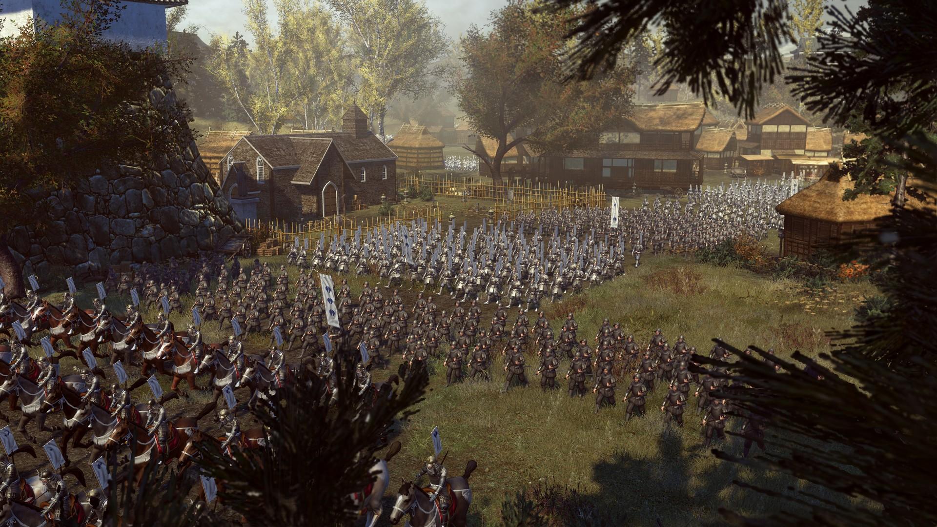 Total War: SHOGUN 2 – Otomo Clan Pack DLC screenshot