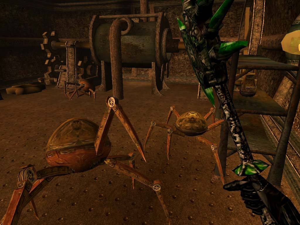 The Elder Scrolls III: Morrowind GOTY Edition screenshot 2