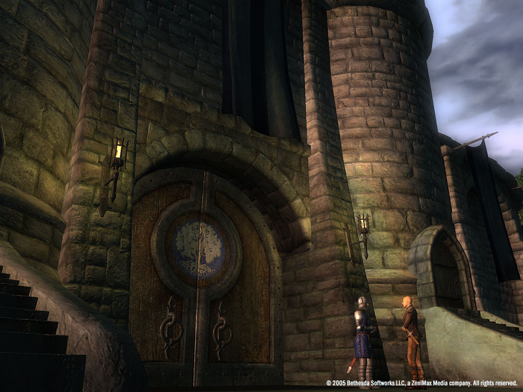 The Elder Scrolls IV: Oblivion Game of the Year Edition screenshot
