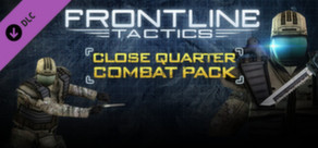 Frontline Tactics - Close Quater Combat Soldier