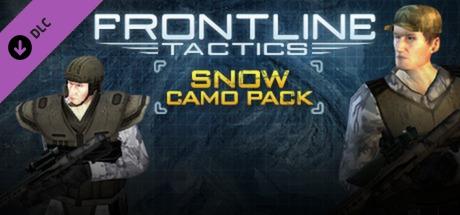 Frontline Tactics - Snow Camouflage free key