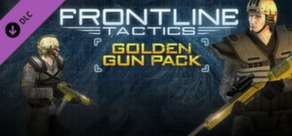 Frontline Tactics - Golden Guns