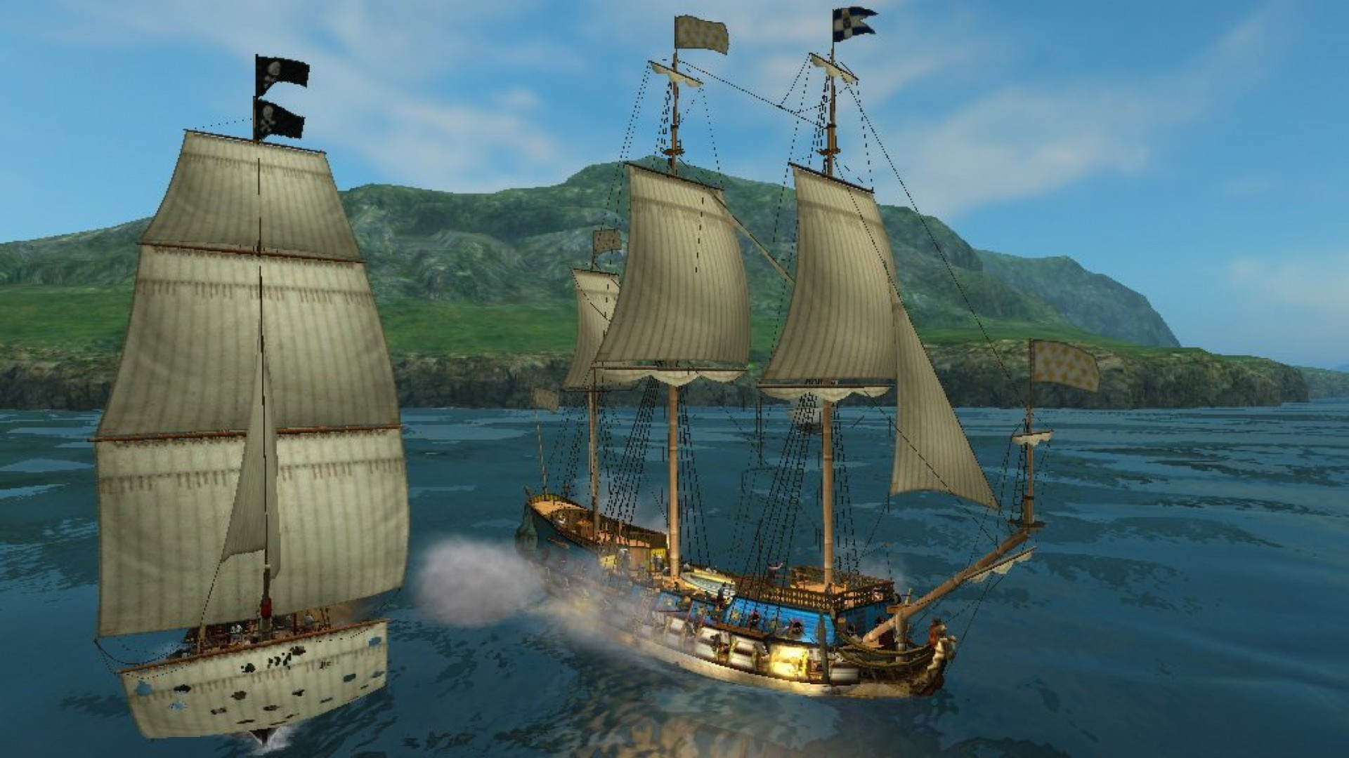Sea Dogs: To Each His Own / Pirates Odyssey: To Each His Own [2012|Rus|Eng]