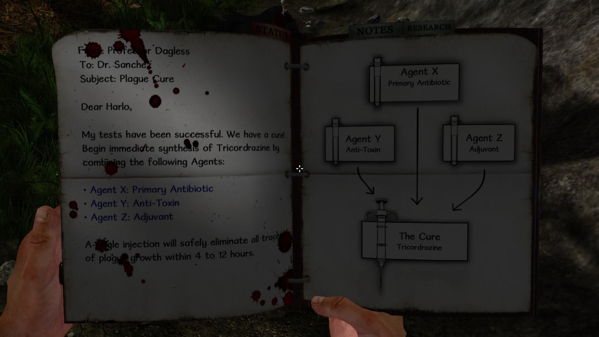 Miasmata screenshot 2