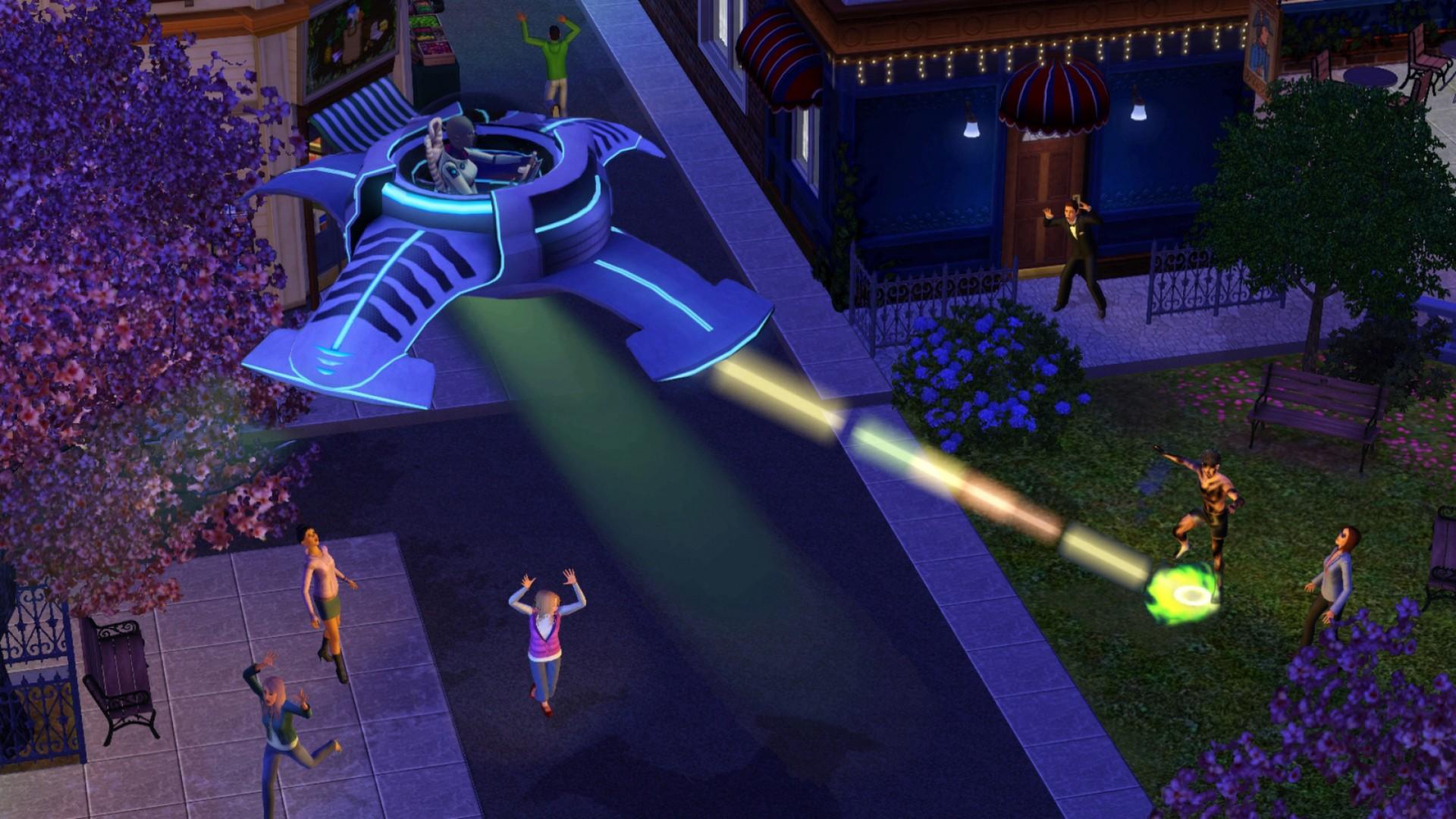 фото из игры симс 3 времена года
