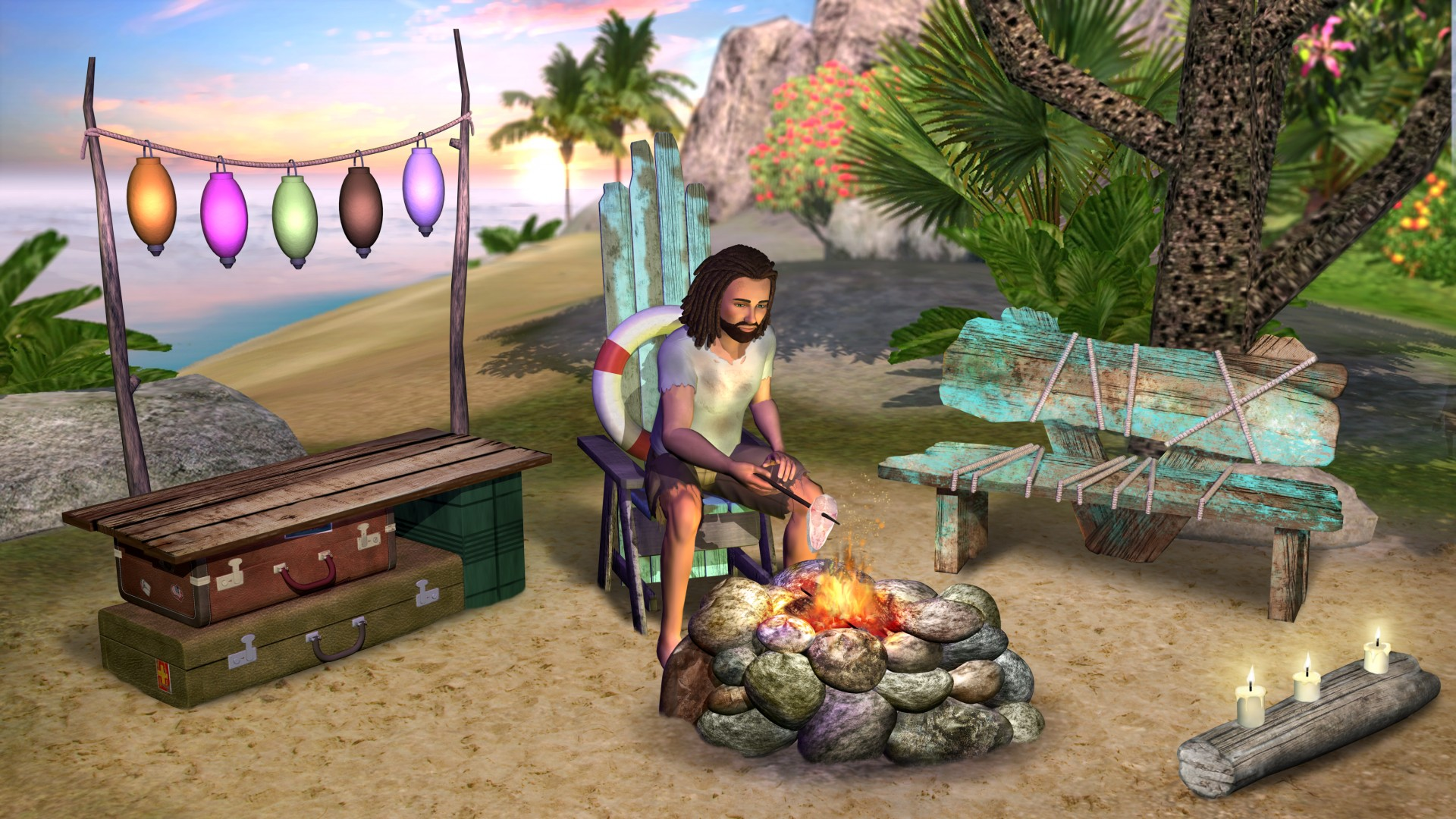 The Sims 3: Island Paradise screenshot