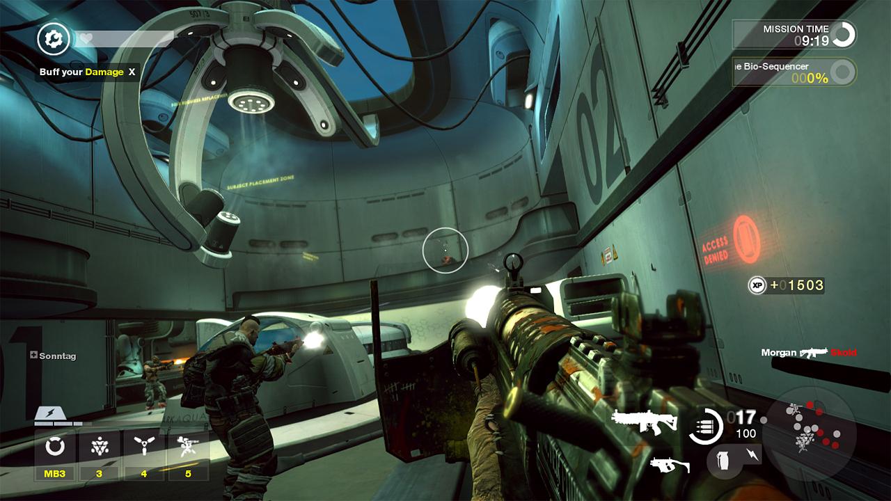 BRINK: Agents of Change screenshot