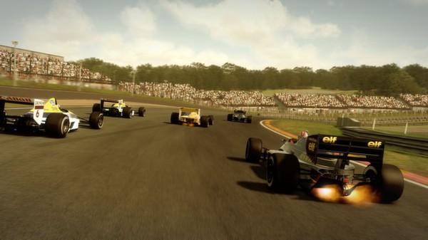 скриншот F1 2013 0