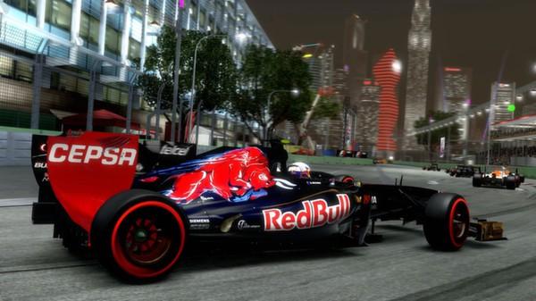 скриншот F1 2013 1