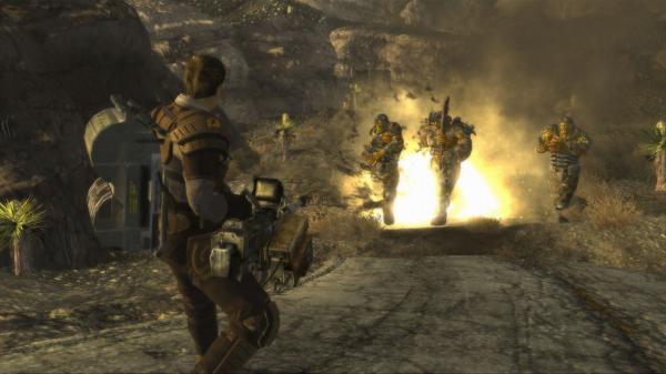 Скриншот игры [Аккаунт] Fallout New Vegas
