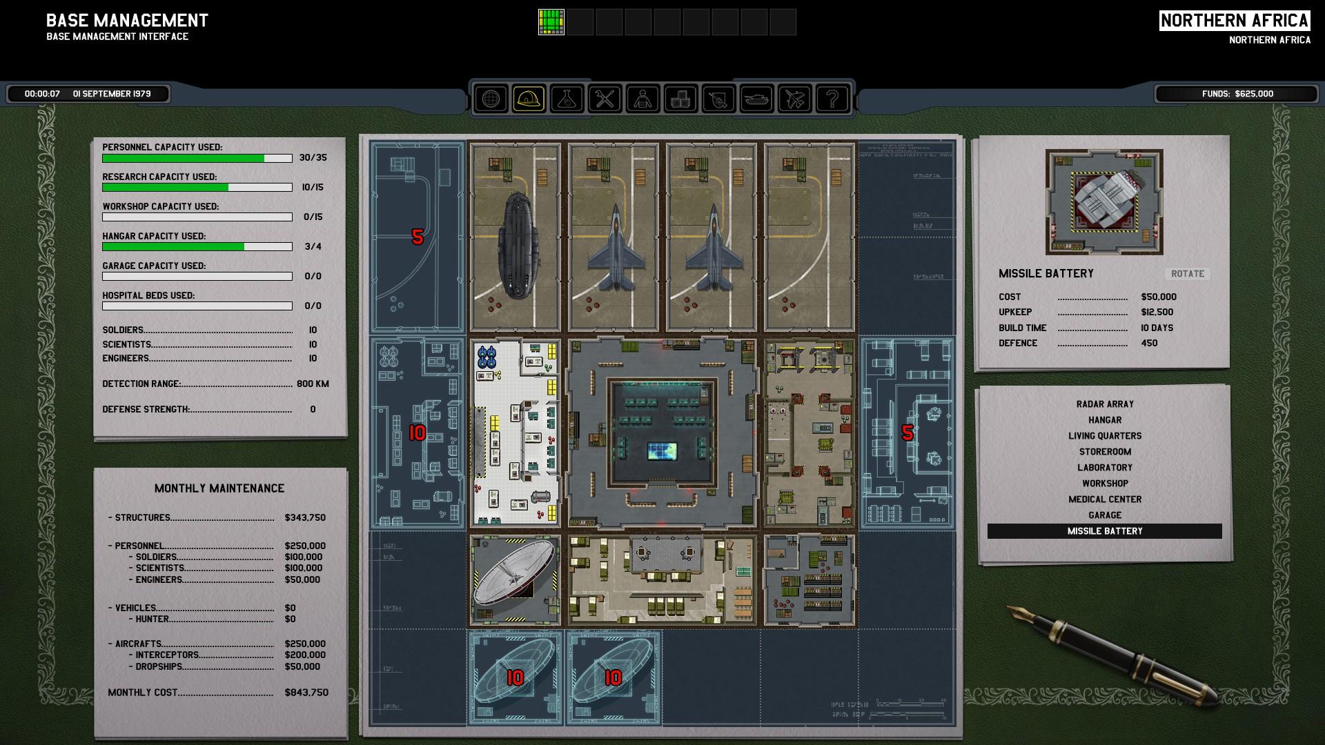 Xenonauts screenshot 1