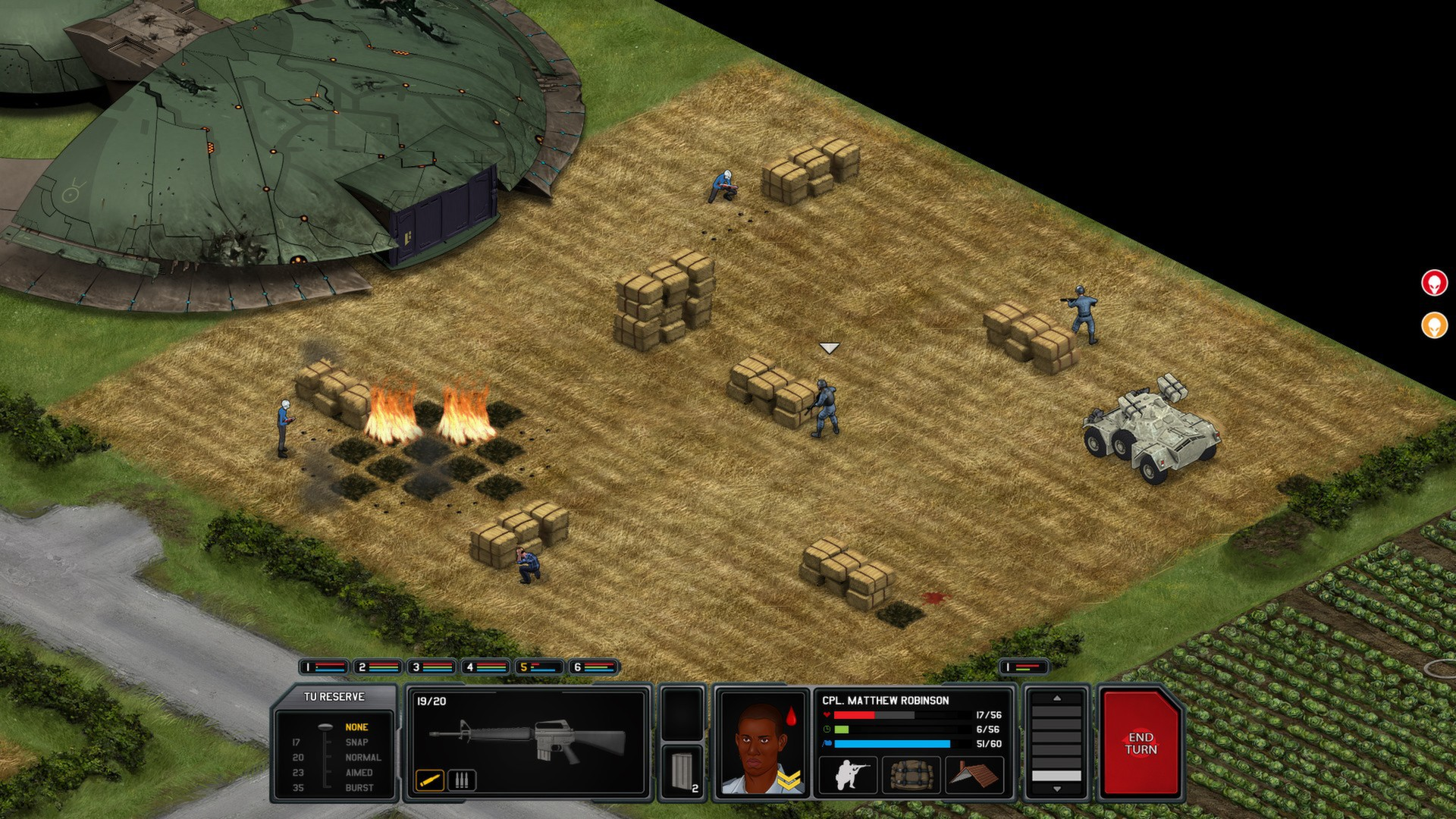 Xenonauts screenshot 2