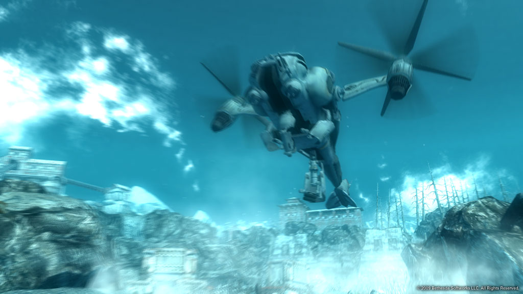 Fallout 3 - Operation Anchorage screenshot