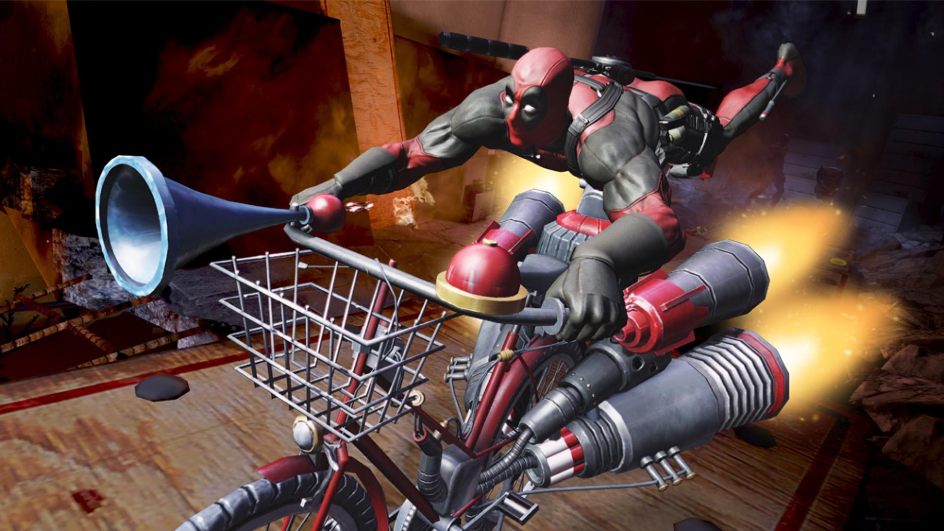 Deadpool screenshot