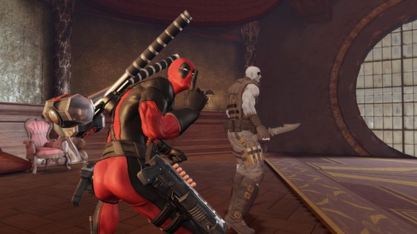 Deadpool PC Game-FLT