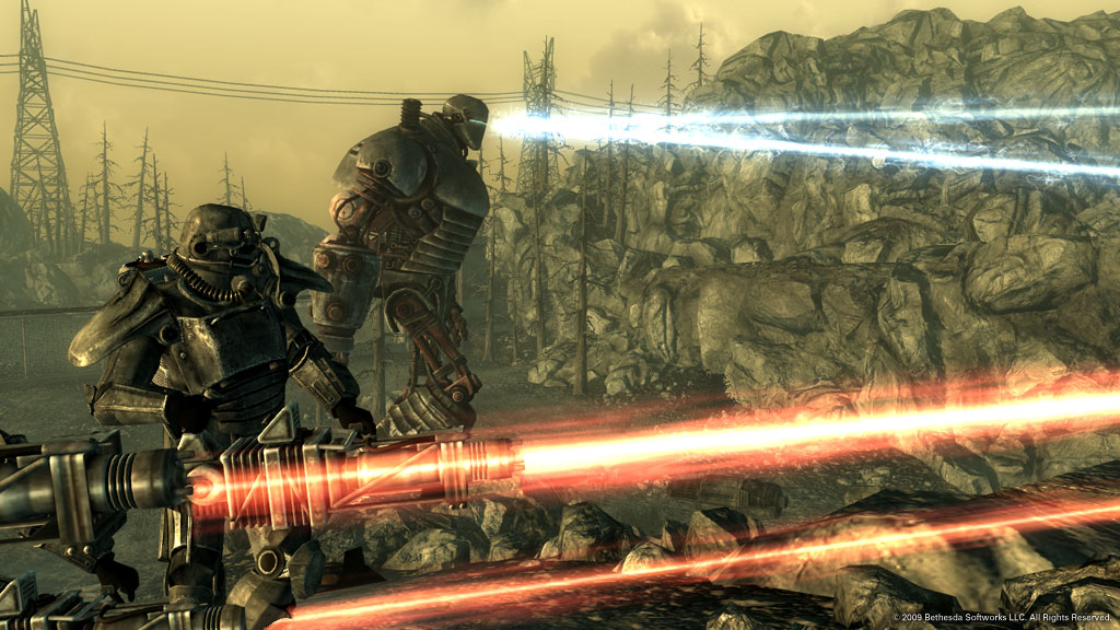 Fallout 3 - Broken Steel screenshot