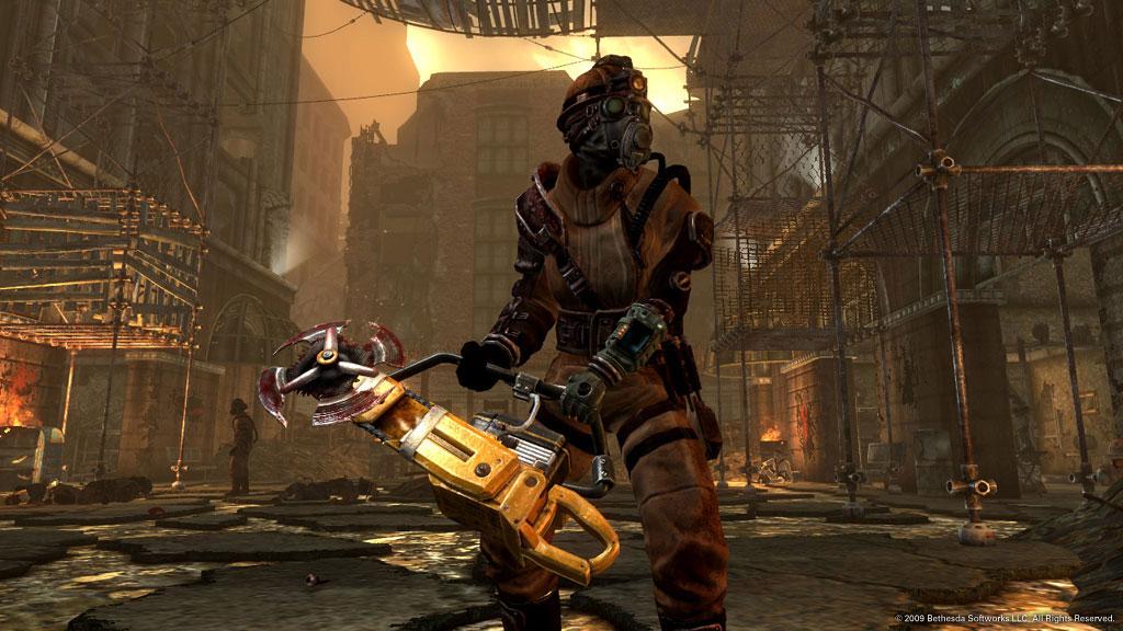 Fallout 3 - The Pitt screenshot